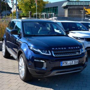 Das erfolgreichste Modell in der Geschichte von Land Rover: der Range Rover Evoque.