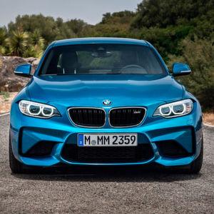 BMW M2 Coupé: Schnell und agil
