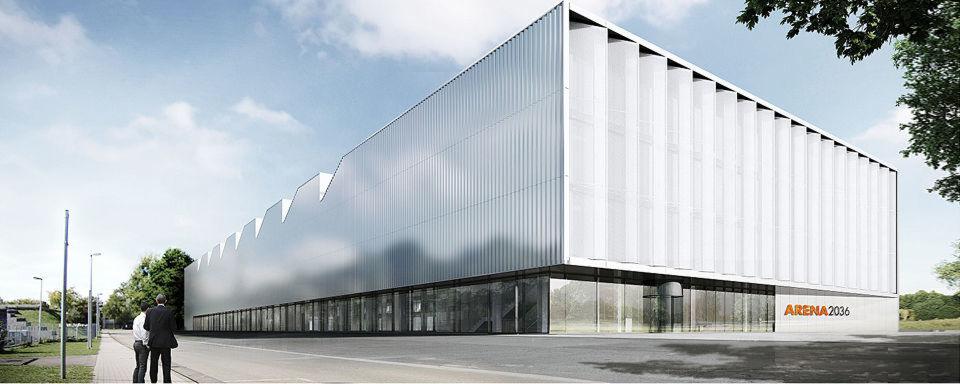 Mit dem Projekt Arena 2036 will die Universität Stuttgart wettbewerbsfähige Produktionsmodelle und -systeme für das Automobil der Zukunft realisieren.