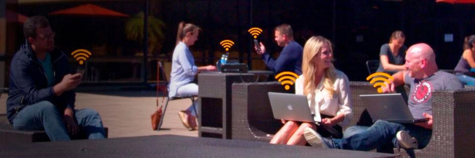Mit Xirrus EasyPass Personal kann der WLAN-Betreiber seinen Besuchern erlauben, persönliche und verschlüsselte Funknetze zu erstellen.