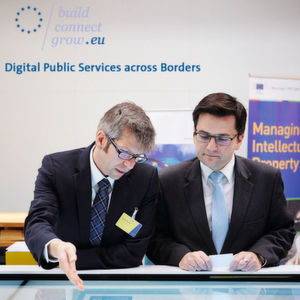 Europäische eJustice- und eGovernment-Projekte