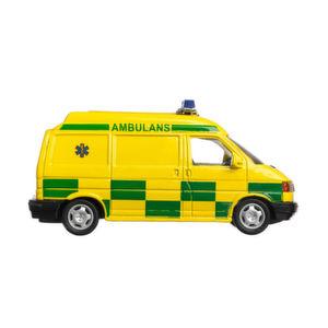 Schweden vernetzt Rettungswagen mit Klinik