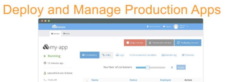 Docker baut sein Produktportfolion durch Zukauf einer Multi-Cloud-Container-Deployment -Lösung aus.