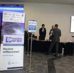 Am 21.10. fand der DataCenter Day 2015 im Vogel Convention Center VCC Würzburg statt. Das Empfangs-Team der Vogel IT-Akademie freut sich auf die Ankunft der erwarteten 115 Teilnehmer!