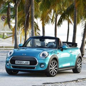 Mini Cabrio: Auch offen echt Mini