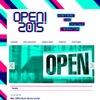 """Bei der """"OPEN!"""" steht Offenheit im Mittelpunkt"""