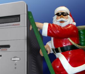 Weihnachten und Schweinegrippe sind die Spam- und Phishing-Highlights vom Dezember 2009, meldet der Symantec Phishing- und Spam-Report.