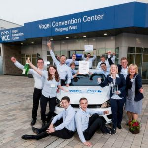 Den ersten Platz des Deutschen Werkstattpreises 2015 belegte das Serviceteam des Auto-Parks in Mailling.