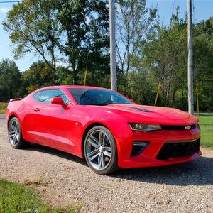 Chevrolet Camaro: Sportliche US-Ikone