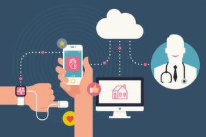 Vernetzte Medizingeräte: Mit der richtigen Software lassen sich Gesundheitsdaten und medizinische Geräte vor einen Missbrauch schützen.
