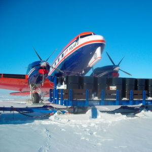 Sachsen trifft auf Arktis: Die Firma Lehmann UMT stellt als einziges deutsches Unternehmen Polarschlitten her.
