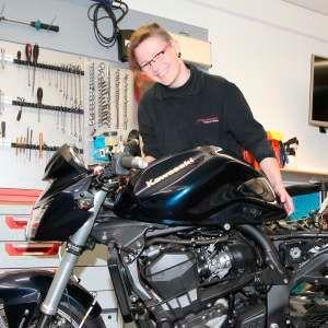 Matthies: Motorradtrainings von Profis für Profis