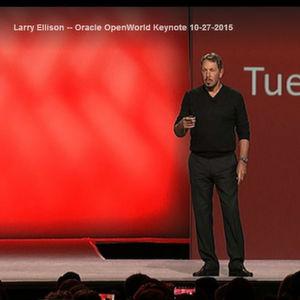 Oracle-Gründer Larry Ellison setzt voll auf Cloud-Computing