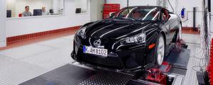Toyota Motorsport bietet F1-Technik für OEMs