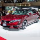 Honda stellt Brennstoffzellenfahrzeug mit über 700 km Reichweite vor