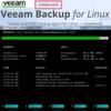 Veeam Backup for Linux