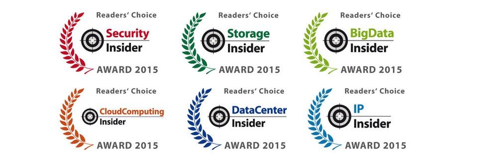 Das sind die Gewinner der IT-Awards 2015