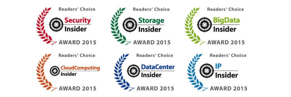Zum ersten Mal küren die Vogel IT-Medien im Herbst 2015 die Gewinner der Readers' Choice Awards.
