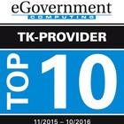 Die Top 10 TK-Provider 11/2015-10/2016