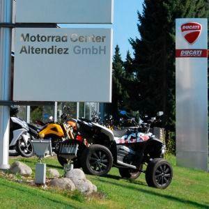 MCA Altendiez sucht Rennmechaniker (m/w) mit Benzin im Blut
