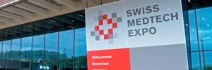 Erste Swiss Medtech Expo mit frischen Impulsen