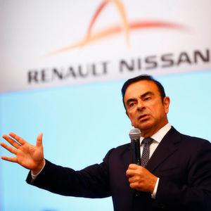 Carlos Ghosn erwartet keinen Einstieg der Tech-Riesen in die Autoproduktion.