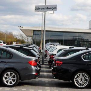 Gebrauchtwagenpreise auf Rekordniveau