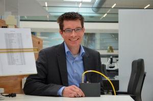 """""""Unser Ziel ist es, ein Öko-System aus ganz vielen Entwicklern und Partnern zu schaffen, die MICA als offene Plattform nutzen, mitmachen und ausprobieren, damit Neues entstehen kann"""". wünscht Dr. Jan Regtmeier von HARTING."""