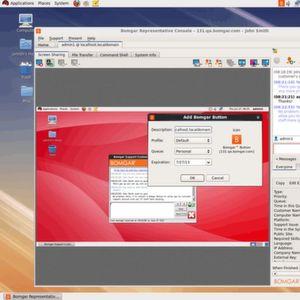 Erweiterter Remote Support für Linux
