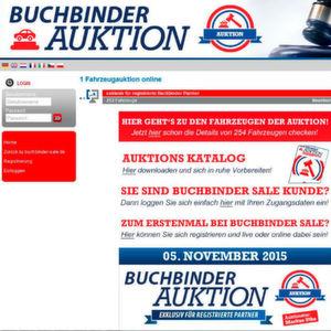 Exklusive Buchbinder-Auktion