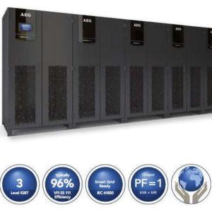 AEG Power Solutions gönnt Protect Blue eine Modernisierung