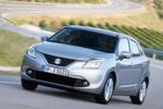 Der neue Suzuki Baleno soll im April kommenden Jahres in den Handel kommen. Geschätzter Grundpreis: rund 12.500 Euro.