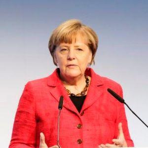 """Merkel: """"Sonst werden wir abgehängt"""""""