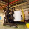 Rocla-Fahrzeuge in der Papierfabrik