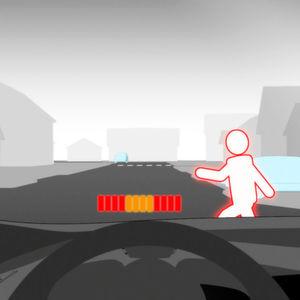 Euro-NCAP: Fünf Sterne für Fußgängerschutz