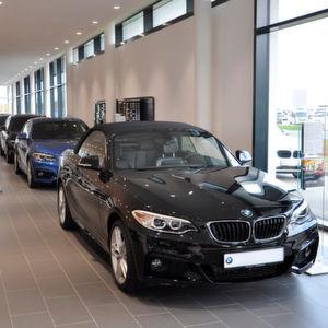 BMW im Oktober erneut mit Rekordabsatz