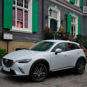 Auto-Check: Mazda CX-3 Sports-Line