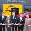 Neues Opel-Autohaus in Gevelsberg