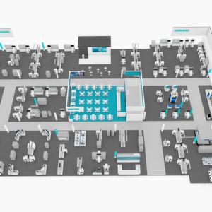 Siemens mit dem Digital Enterprise auf dem Weg zu Industrie 4.0