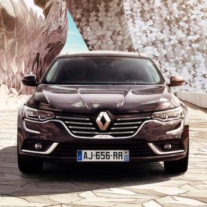 Renault Talisman: Üppige Dimensionen