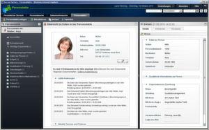 Mit einer digitalen Personalakten-Lösung sind alle Dokumente zu einem Mitarbeiter jederzeit an zentraler Stelle verfügbar.