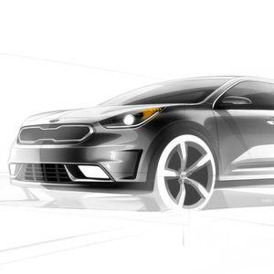 Kia Niro: Neues SUV mit Hybrid-Antrieb