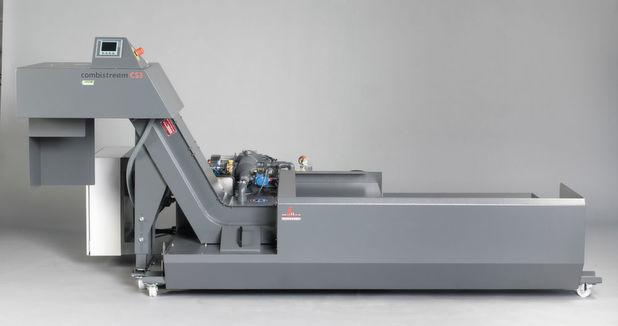 Hochdruckaggregate mit Spänefördertechnologie