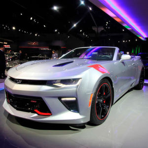 L.A. Motor Show: PS-Wettbieten im Öko-Staat