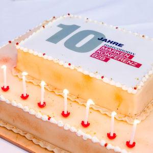 Was sich die Markenkonferenz zum Geburtstag wünscht