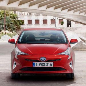 Gefahren: Toyota Prius, die Vierte