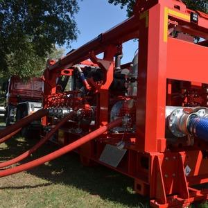 Bratislava Oil Refinery Gets Mobile Firefighting Unit