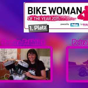 Bike Woman of the year 2015: Oh du Fröhlich(e)