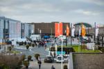 Vom 16. bis 19. November kamen 130.000 Fachbesucher aus rund 120 Nationen nach Düsseldorf ...
