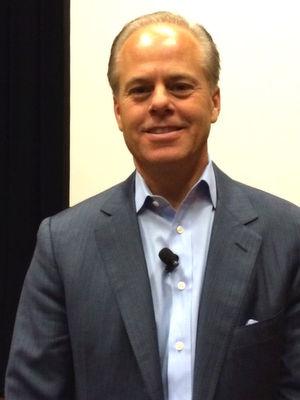 Mike Gregoire ist der CEO und Stratege hinter dem Umbau von CA Technologies: Agilität plus Security ist das, was die Unternehmen brauchen und wollen. Unterschätzt er den despekt Verlässlichkeit?